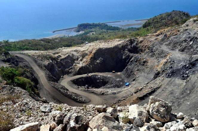 JPIC Mengulas Sisi Gelap Pertambangan di Manggarai dan Matim
