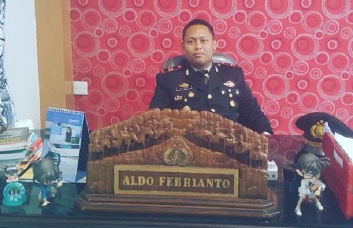 Tak Kunjung Jadi Tersangka OTT, Iptu Aldo Febrianto Ditafsir Memiliki Posisi Tawar