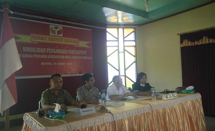 Data Pemilih Kabupaten Manggarai NTT 'Amburadul', Dua Hal Ini Penyebabnya
