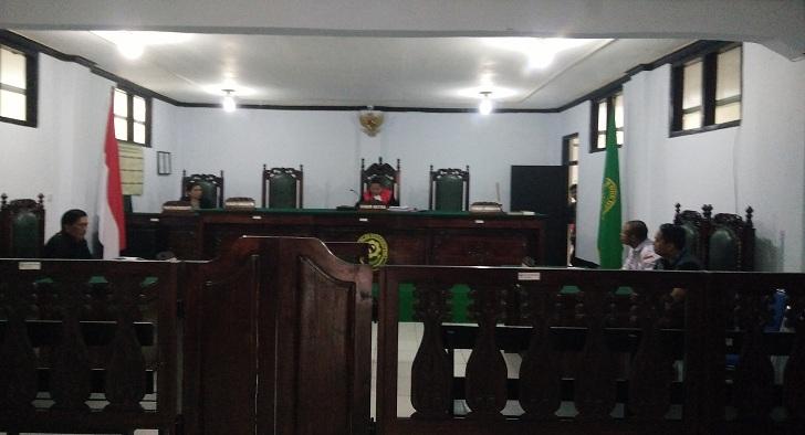 Ini Pertimbangan Hakim Tolak Praperadilan Penembak Ferdi Taruk