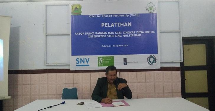 Ayo Indonesia dan Pemda Manggarai Tekan Angka Stunting