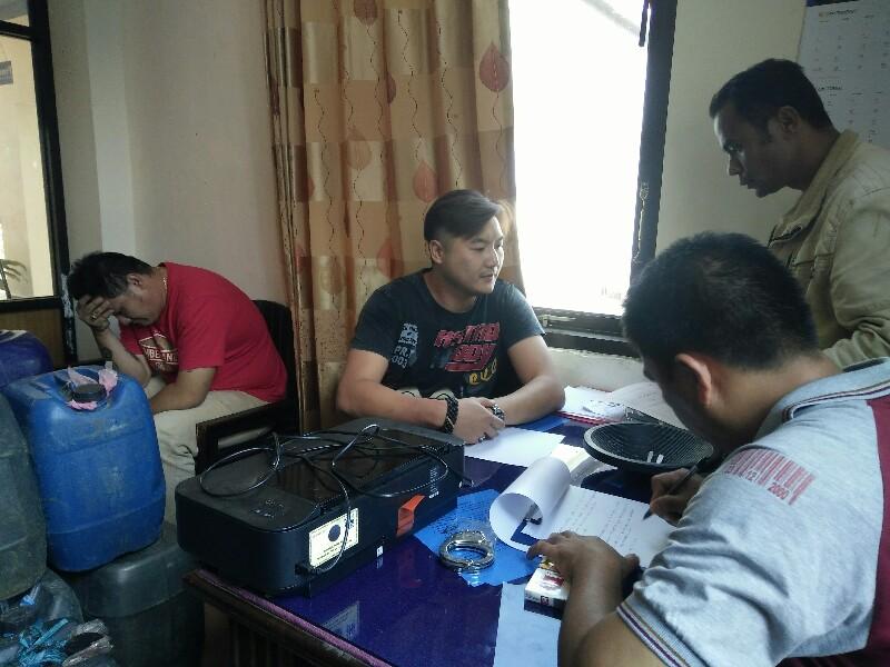 Polisi di Ruteng Tangkap Kurir dan Pengguna Sabu