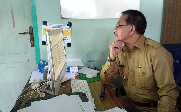Menyoal Passing Grade CPNS, BupatiManggarai Surati Presiden Jokowi