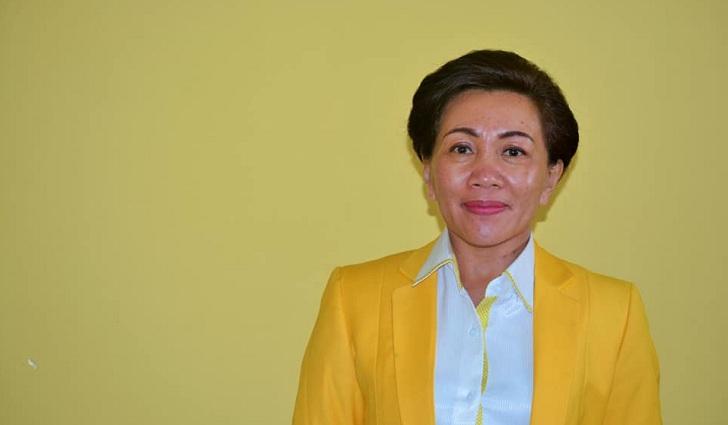 Osi Gandut Heran Wakil Ketua DPRD Manggarai Diberitakan Tolak Hibah