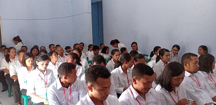 Sebanyak 495 CPNS di Manggarai Ikut SKB