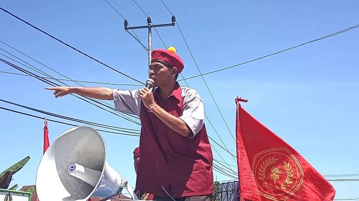 Demo Lagi, PMKRI Beberkan Kajian Menyoal Hibah Tanah Depo Pertamina Reo