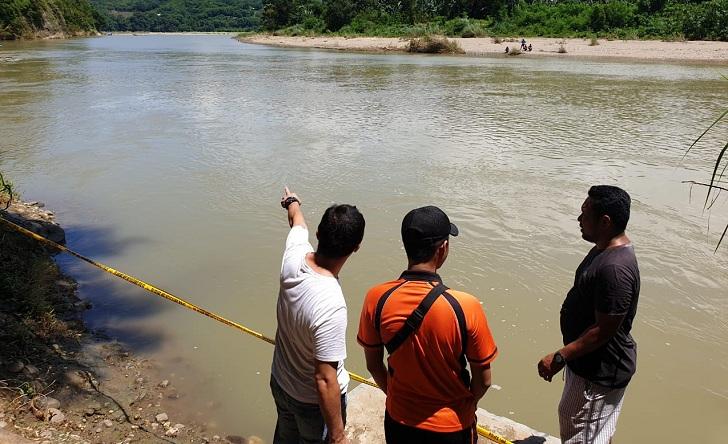 Karyawan Koperasi Harian Tenggelam di Wae Pesi