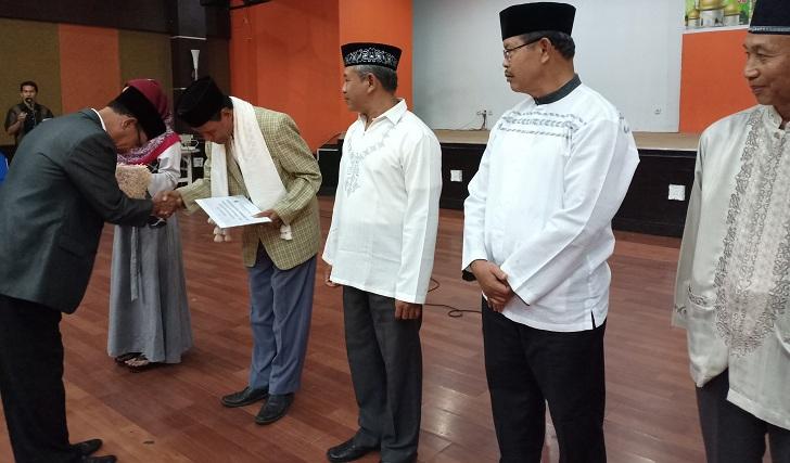Di Acara Buka Puasa Bersama Ketua MUI Ucapkan Selamat ke Pemkab Manggarai Raih WTP
