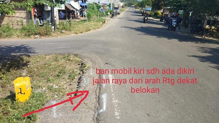 Lakalantas yang Menewaskan dr Indra di Borong Bukan Lakalantas Biasa Tapi Pembunuhan