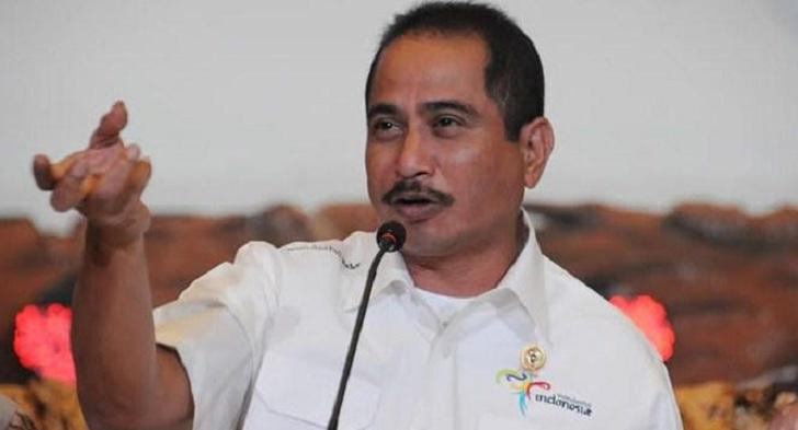 Menpar Arif Yahya buka acara Intetnational Komodo Boxing Tournament di Labuan Bajo