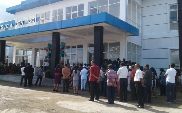 Rumah Sakit dr Ben Mboi Turun Kelas, Bupati Protes Kemenkes