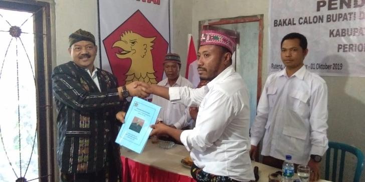 Setelah PDIP Gusti Ganggut Daftar di Gerindra