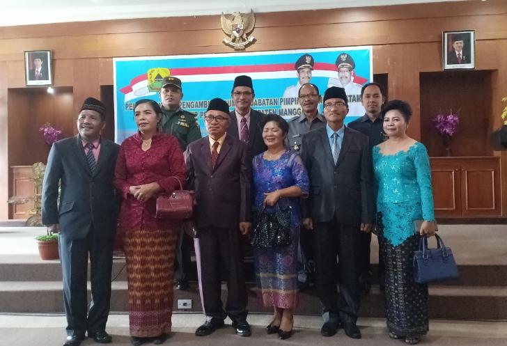 Bupati Deno Rotasi Pejabat, 7 Pos Jabatan Eselon IIB Masih Lowong