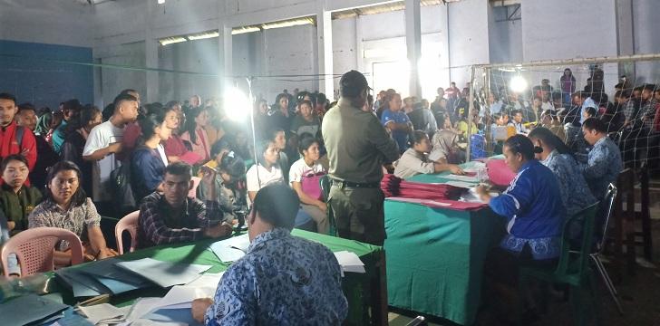 Pelamar CPNS di Manggarai 5945 orang, 6 Formasi Lowong