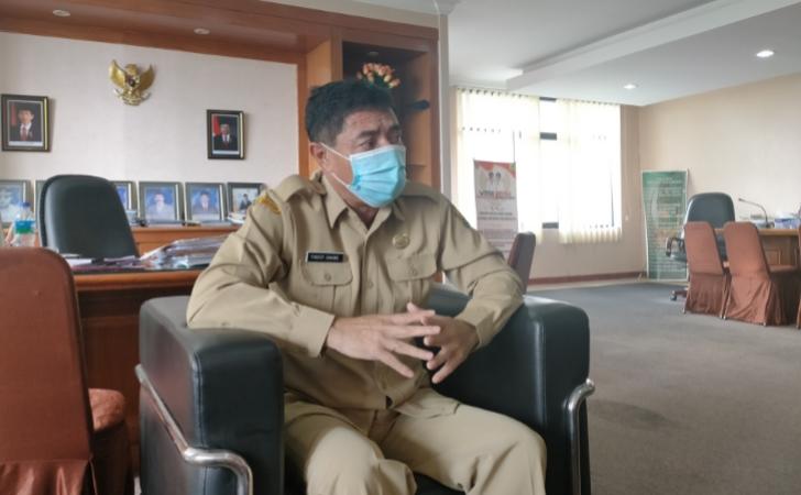 Bupati Deno Cuti Kampanye, Manggarai Dipimpin Penjabat