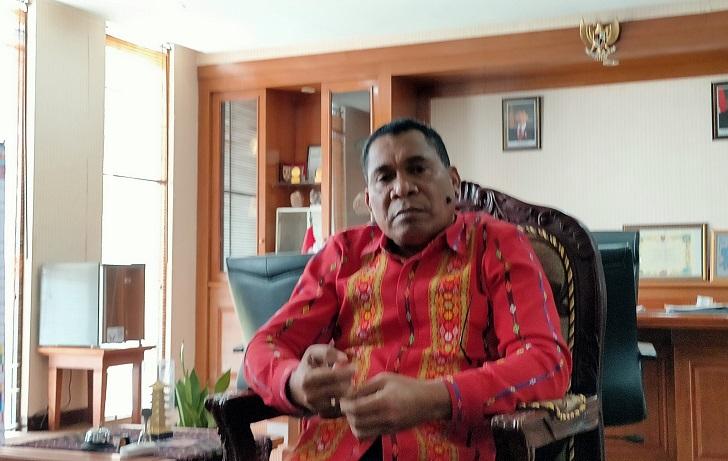 Pinjam Uang ke BUMN Langkah Cepat Tangani Jalan Rusak di Manggarai