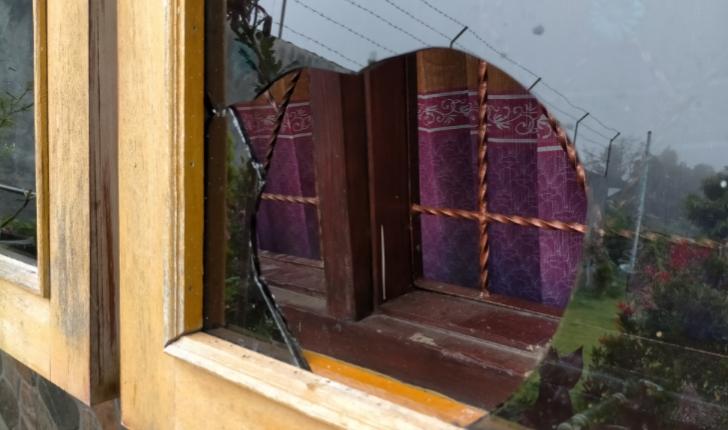 Rumah Kadis LHD Manggarai Dilempar Orang Tak Dikenal