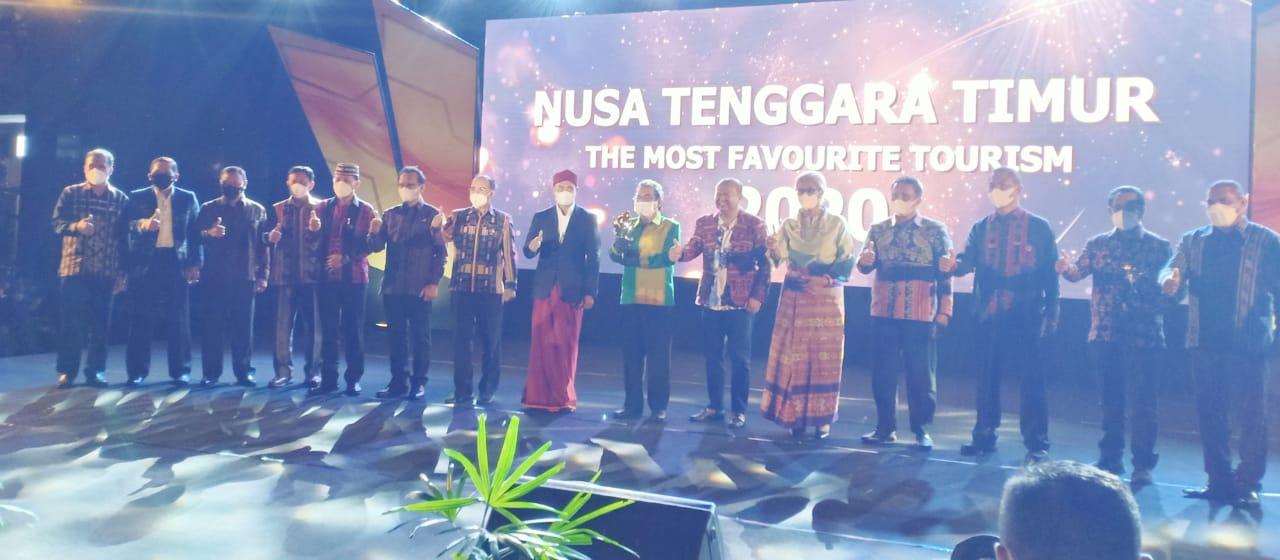 Tuan Rumah NTT Juara Umum API Award 2021,Gua 'Hobbit' Liang Bua Juara I Situs Bersejarah
