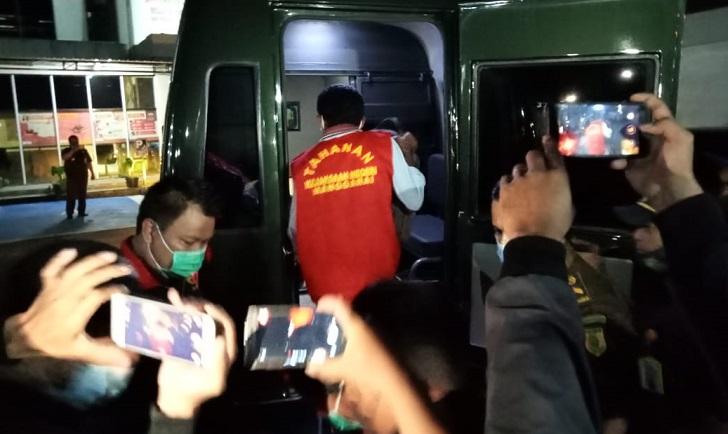 Korupsi Dana Desa Jaksa Tahan Mantan Kades Lemarang dan Bendahara