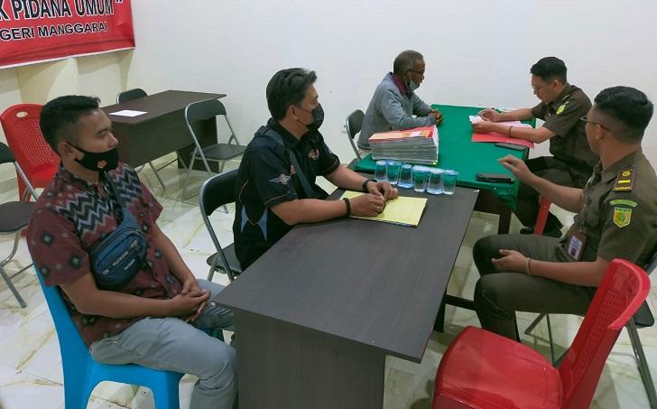 Korupsi Dana PIP, Kepsek SDI Wae Paci Lambaleda Ditahan