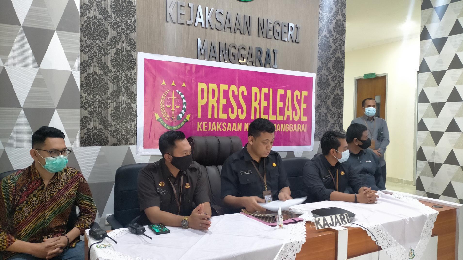 Kejaksaan Negeri Manggarai Tangkap Dokter DPO Kasus Korupsi Alkes Dinkes Matim