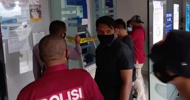 Uang Nasabah Keluar Lagi dari Mesin ATM BCA Usai Setor Tunai Dicuri, Polisi Tangkap Pelaku